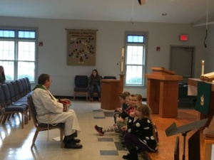 Childrens' Sermon